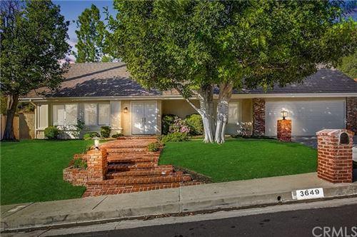 Photo of 3649 Gleneagles Drive, Tarzana, CA 91356 (MLS # PW21074679)