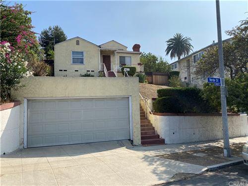 Photo of 2501 Verde Street, Los Angeles, CA 90033 (MLS # TR21153679)