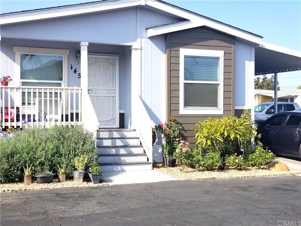 12700 Elliott ELLIOTT Avenue #445, El Monte, CA 91732 - MLS#: DW21169679