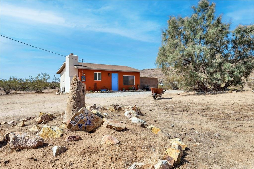 56623 Sunset Drive, Yucca Valley, CA 92284 - MLS#: JT21184679
