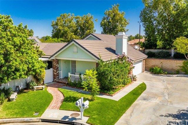 Photo for 24001 Gamble House Court, Valencia, CA 91355 (MLS # SR20139679)