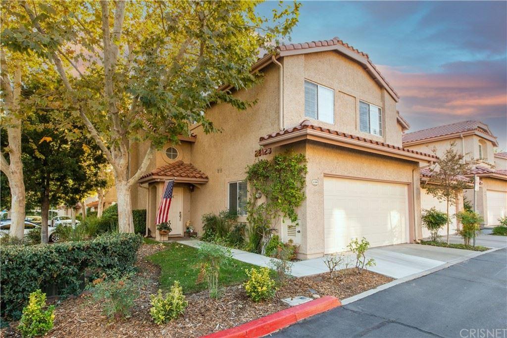 28123 Bobwhite Circle #106, Santa Clarita, CA 91350 - MLS#: SR21229679