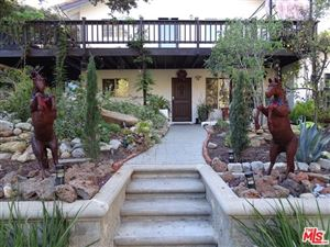 Photo of 2365 OLD TOPANGA CANYON Road, Topanga, CA 90290 (MLS # 19500680)
