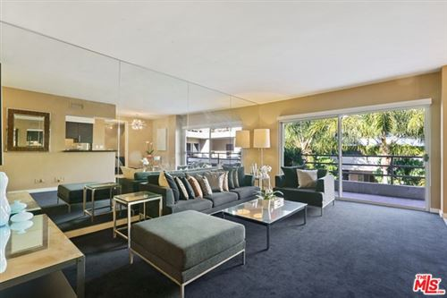 Photo of 1131 Alta Loma Road #422, West Hollywood, CA 90069 (MLS # 21681680)