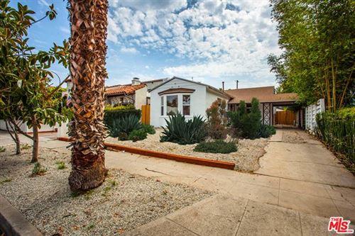 Photo of 524 N Curson Avenue, Los Angeles, CA 90036 (MLS # 21731680)
