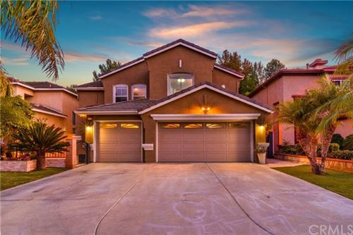 Photo of 8860 E Banner Ridge Drive, Anaheim Hills, CA 92808 (MLS # PW20223680)