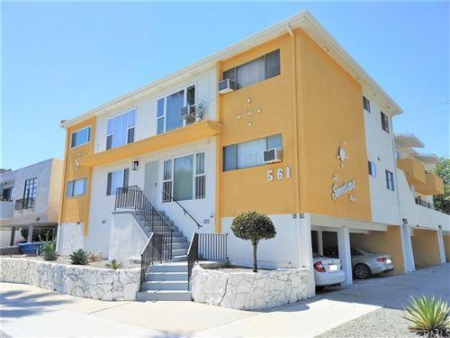 Photo of 561 N Sweetzer Avenue #2, West Hollywood, CA 90048 (MLS # SB21194680)