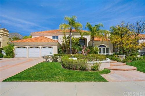 Photo of 5366 Collingwood Circle, Calabasas, CA 91302 (MLS # SR21072680)
