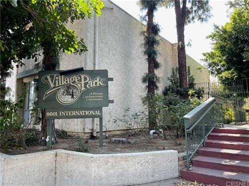 Photo of 8601 International Avenue #279, Canoga Park, CA 91304 (MLS # SR21212680)