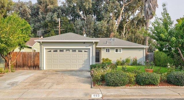 683 Mccarty Avenue, Mountain View, CA 94041 - MLS#: ML81814681