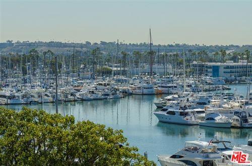Photo of 4335 marina city Drive #734, Marina del Rey, CA 90292 (MLS # 20548682)