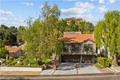 Photo of 23815 La Salle Canyon Road, Newhall, CA 91321 (MLS # SR21131682)
