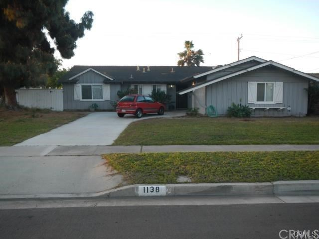 1138 W Houston Avenue, Fullerton, CA 92833 - MLS#: IV21011682