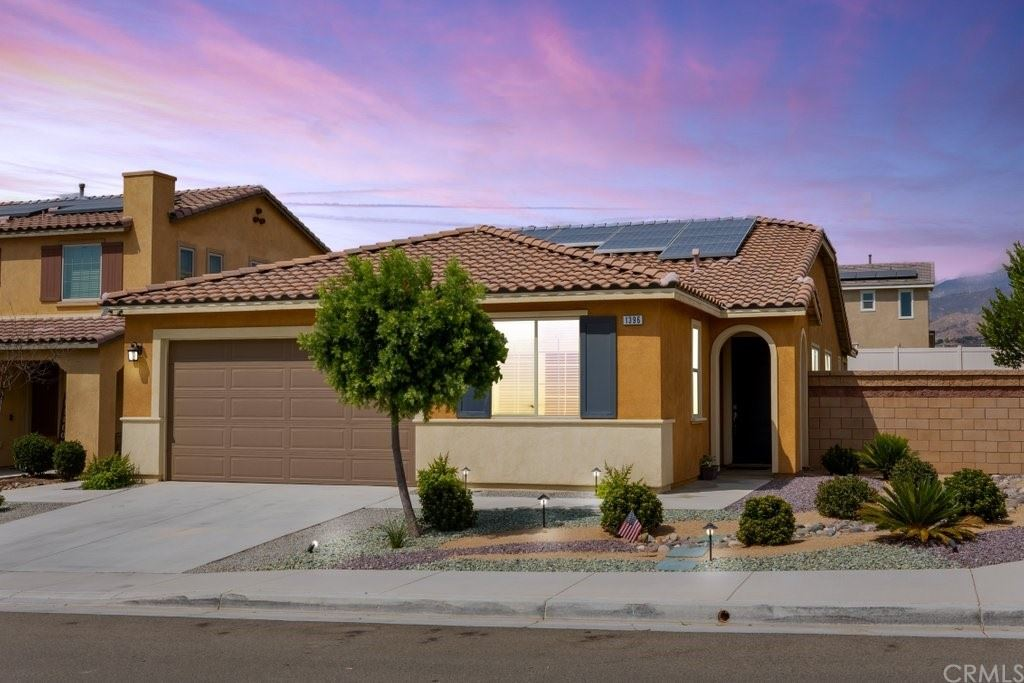 1396 Alpine Avenue, Beaumont, CA 92223 - MLS#: IV21201682