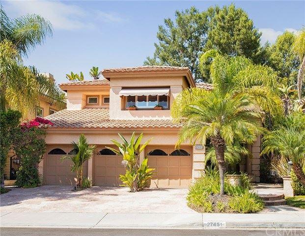 27451 Morro Drive, Mission Viejo, CA 92692 - MLS#: OC20199682