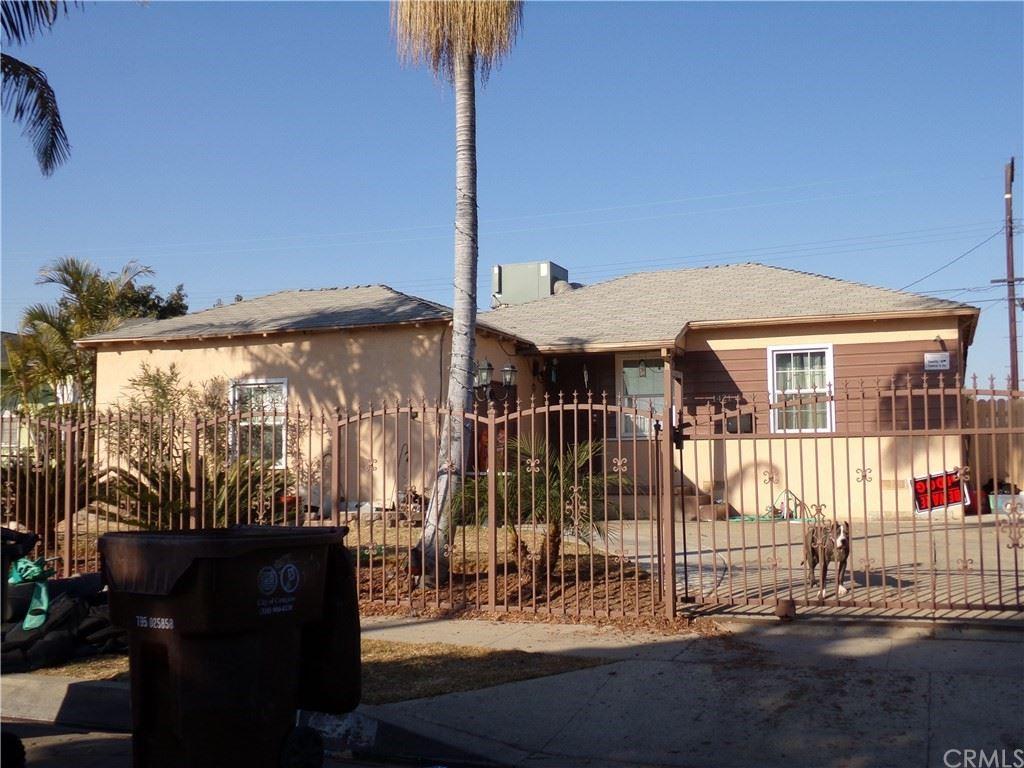 1421 W Palmer Street, Compton, CA 90220 - MLS#: WS20250682
