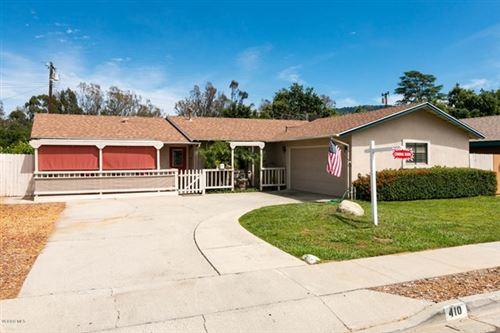 Photo of 410 S Carrillo Road, Ojai, CA 93023 (MLS # 220005683)