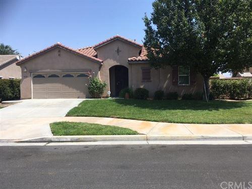 Photo of 3470 Sorksbill Drive, Hemet, CA 92545 (MLS # IV21158683)