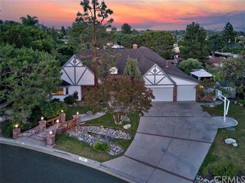 Photo of 5478 SHANNON Drive, Yorba Linda, CA 92886 (MLS # PW20132683)