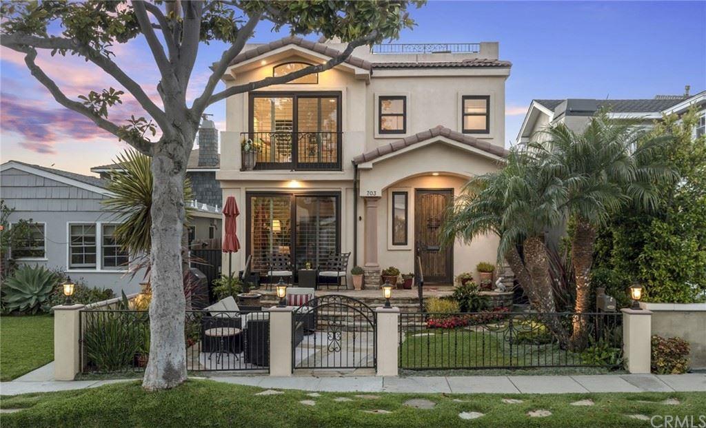 703 Larkspur Avenue, Corona del Mar, CA 92625 - MLS#: NP21181683
