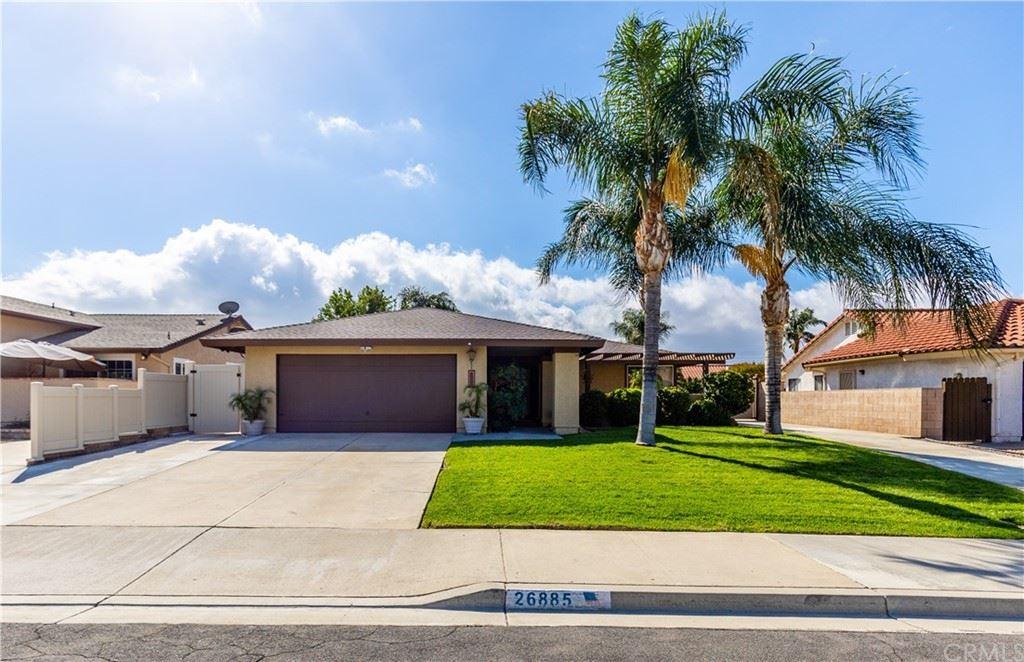 26885 Pinckney Way, Menifee, CA 92586 - MLS#: OC21225683