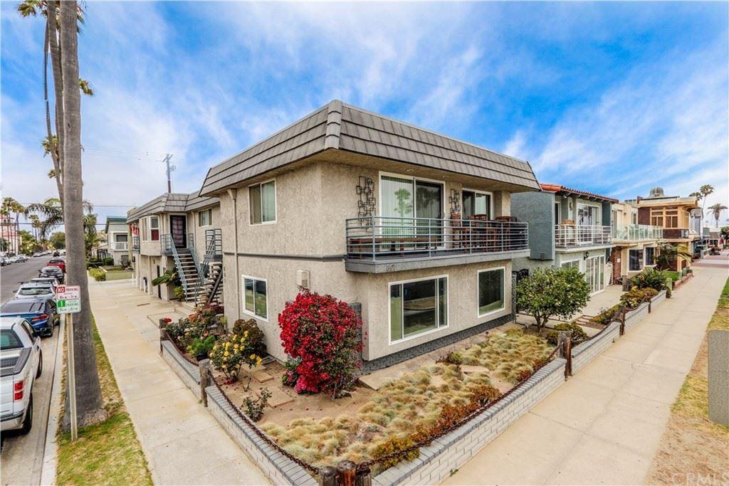 801 Ocean Ave #1, Seal Beach, CA 90740 - MLS#: PW21140683