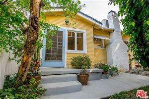 Photo of 901 N ORANGE GROVE Avenue, West Hollywood, CA 90046 (MLS # 18379684)