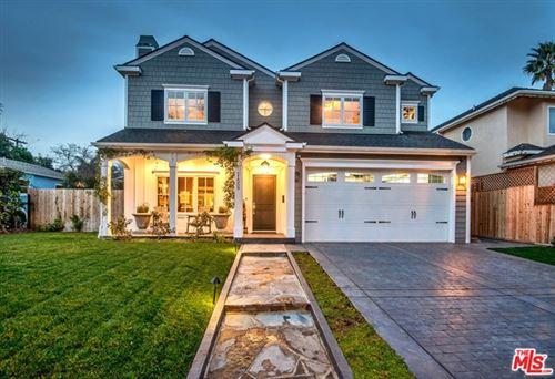 Photo of 11559 HUSTON Street, Valley Village, CA 91601 (MLS # 20594684)