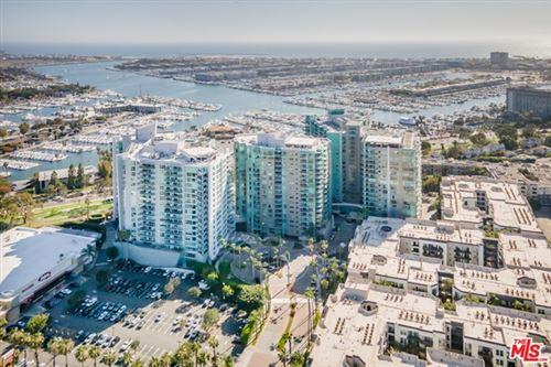 Photo of 13700 Marina Pointe Drive #1518, Marina del Rey, CA 90292 (MLS # 21724684)