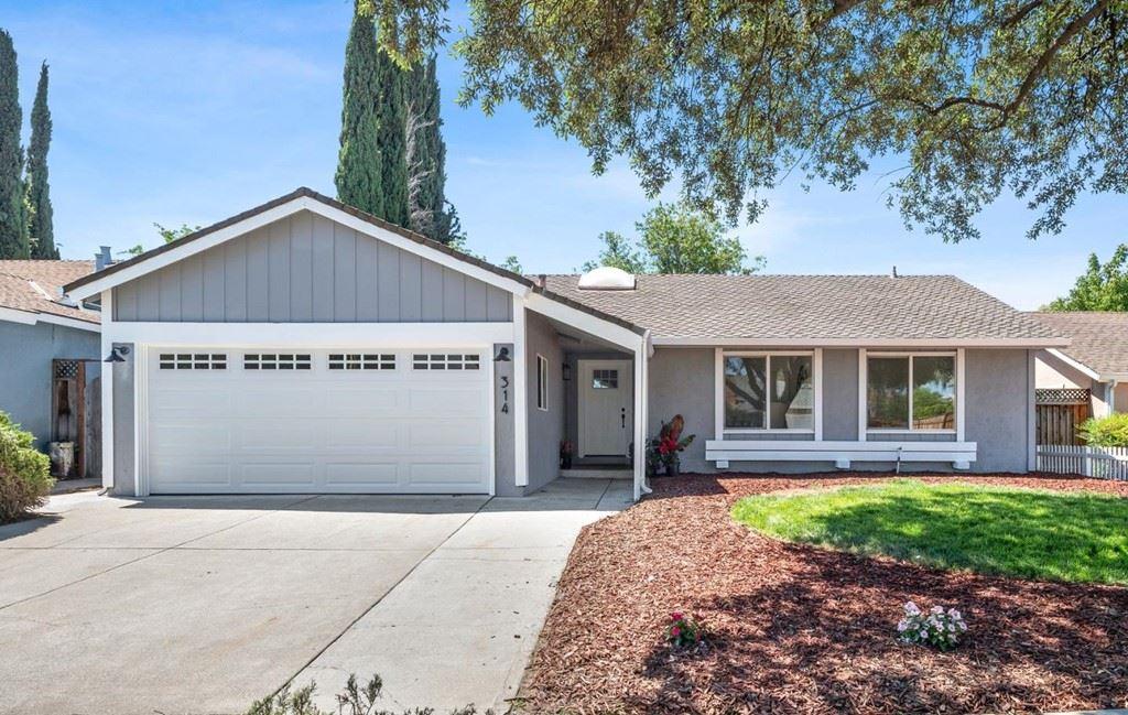 314 Brian Court, San Jose, CA 95123 - #: ML81855684