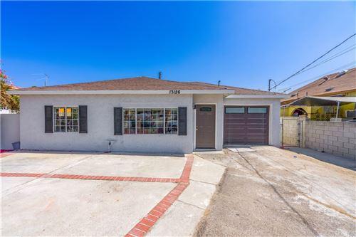 Photo of 13126 Terra Bella Street, Pacoima, CA 91331 (MLS # CV21201685)