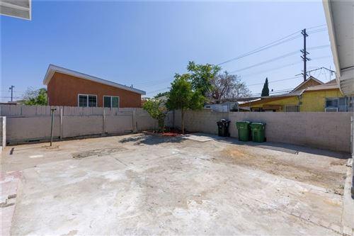 Tiny photo for 13126 Terra Bella Street, Pacoima, CA 91331 (MLS # CV21201685)