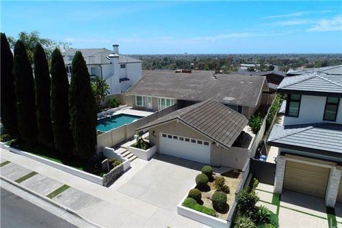 Photo of 2621 Alta Vista Drive, Newport Beach, CA 92660 (MLS # OC20091685)