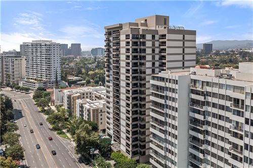 Photo of 10445 Wilshire Boulevard #606, Los Angeles, CA 90024 (MLS # OC21235685)