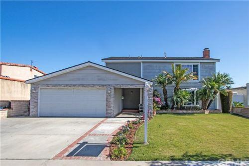 Photo of 9121 Warfield Drive, Huntington Beach, CA 92646 (MLS # PW20099685)