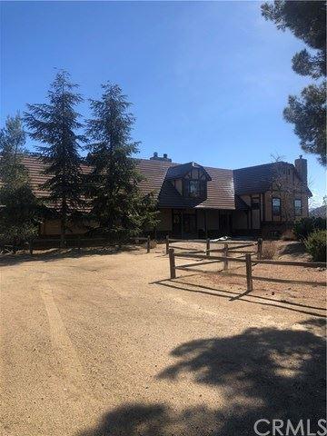 Photo of 34880 Juniper Valley Road, Agua Dulce, CA 91390 (MLS # EV21034686)