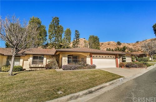 Photo of 26556 Cardwick Court #36, Newhall, CA 91321 (MLS # SR21013686)
