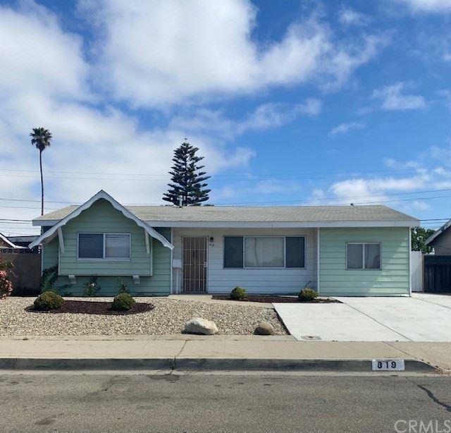 819 W Harding Avenue, Santa Maria, CA 93458 - MLS#: PI21121686