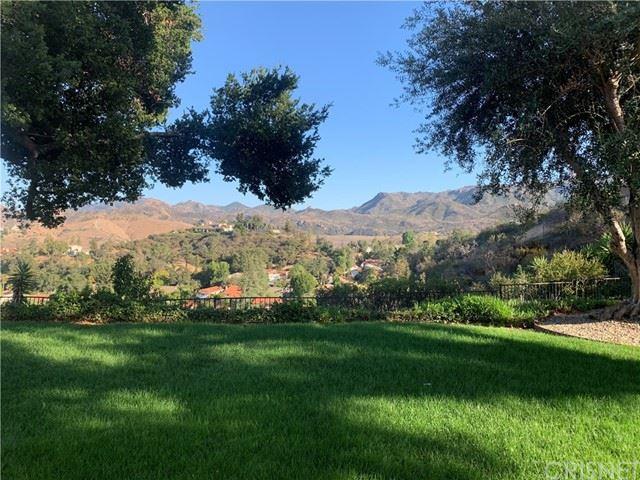 Photo of 2156 Hillsbury Road, Westlake Village, CA 91361 (MLS # SR21107686)