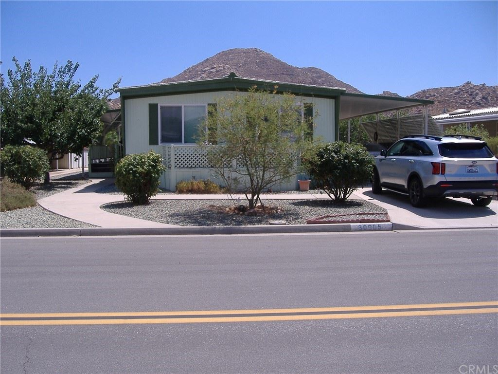 30905 Palmetto Palm Avenue, Homeland, CA 92548 - MLS#: SW21168686