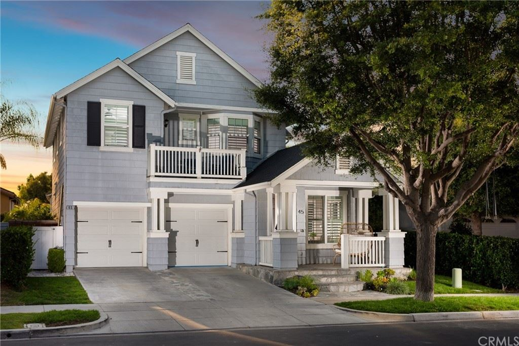 45 Bainbridge Avenue, Ladera Ranch, CA 92694 - MLS#: OC21147687