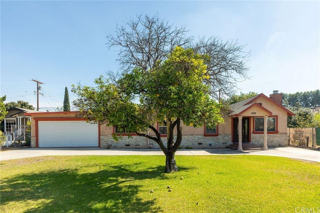 1624 S Campbell Avenue, Alhambra, CA 91803 - MLS#: SB21222687