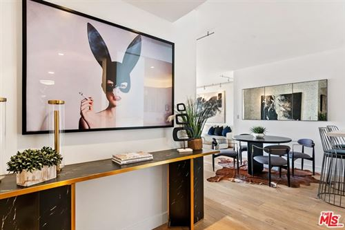 Photo of 1100 Alta Loma Road #1107, West Hollywood, CA 90069 (MLS # 20659688)