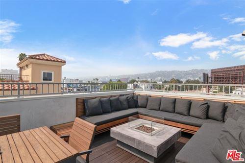 Photo of 123 N Kings Road #12, Los Angeles, CA 90048 (MLS # 21722688)