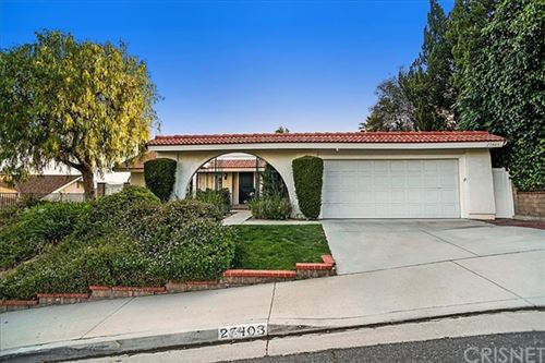 Photo of 27403 Garza Drive, Saugus, CA 91350 (MLS # SR21130688)