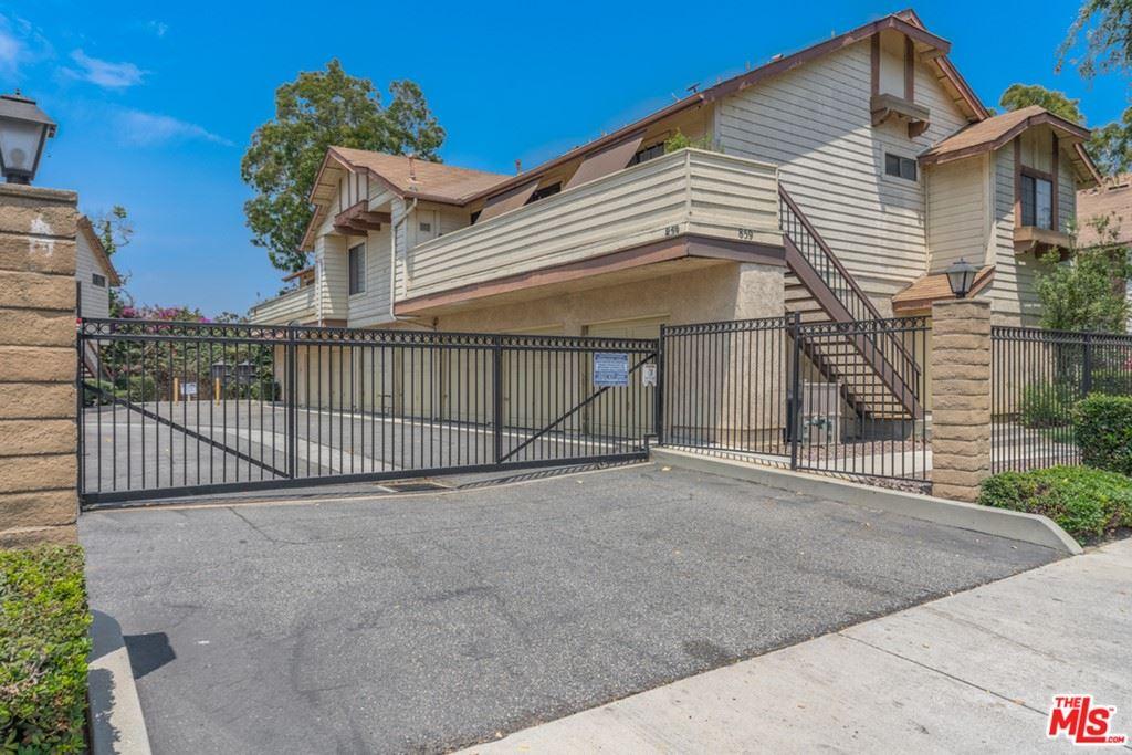 859 W 34Th Street #E, Long Beach, CA 90806 - MLS#: 21761688