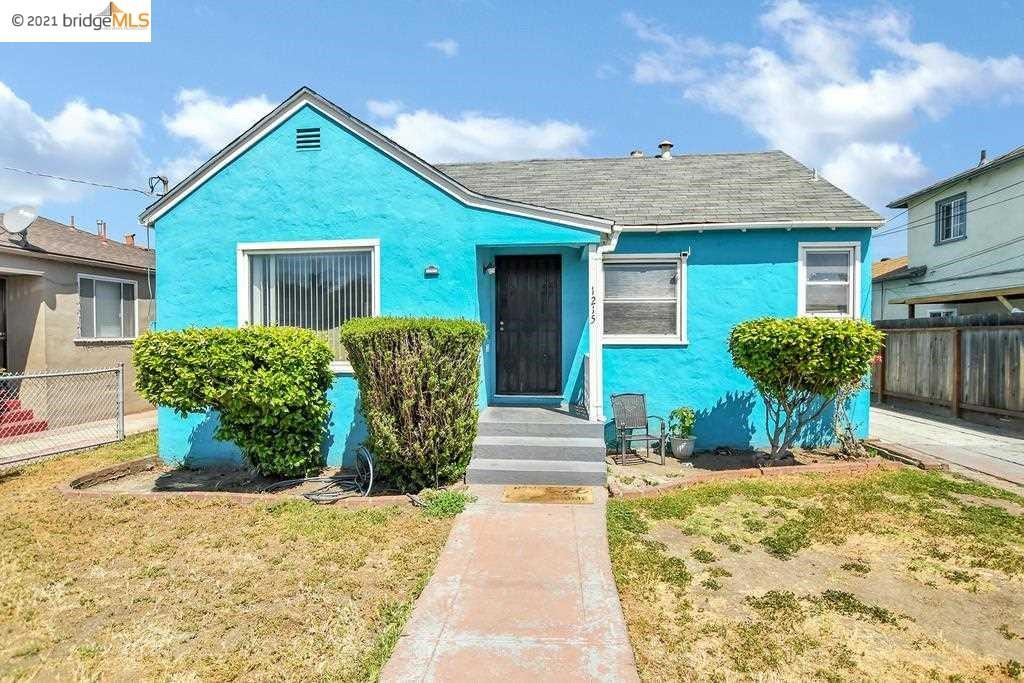 1215 102nd Ave, Oakland, CA 94519 - MLS#: 40960688