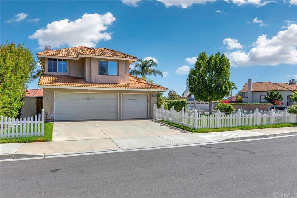 2192 Hedgerow Lane, Chino Hills, CA 91709 - MLS#: CV21097688