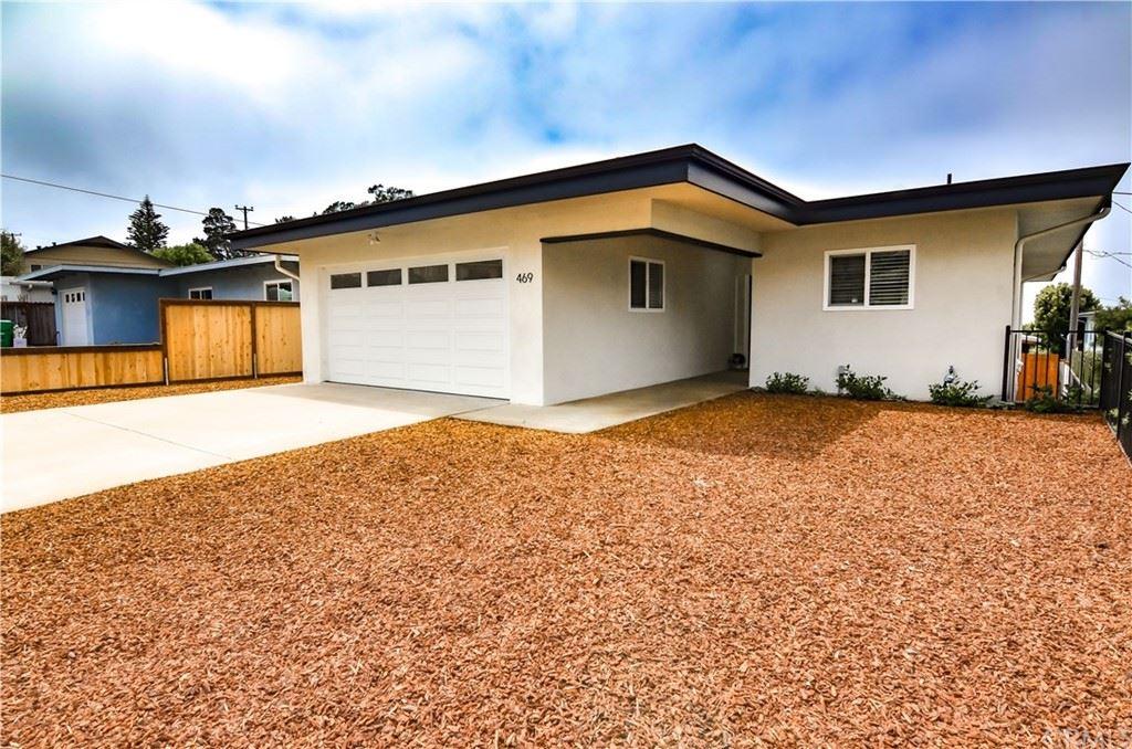 Photo of 469 Arcadia Avenue, Morro Bay, CA 93442 (MLS # SC21183688)