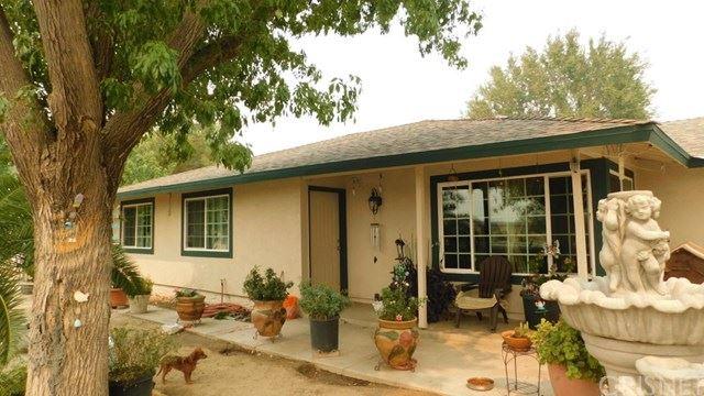 Photo for 10329 E Avenue T, Littlerock, CA 93543 (MLS # SR20193688)
